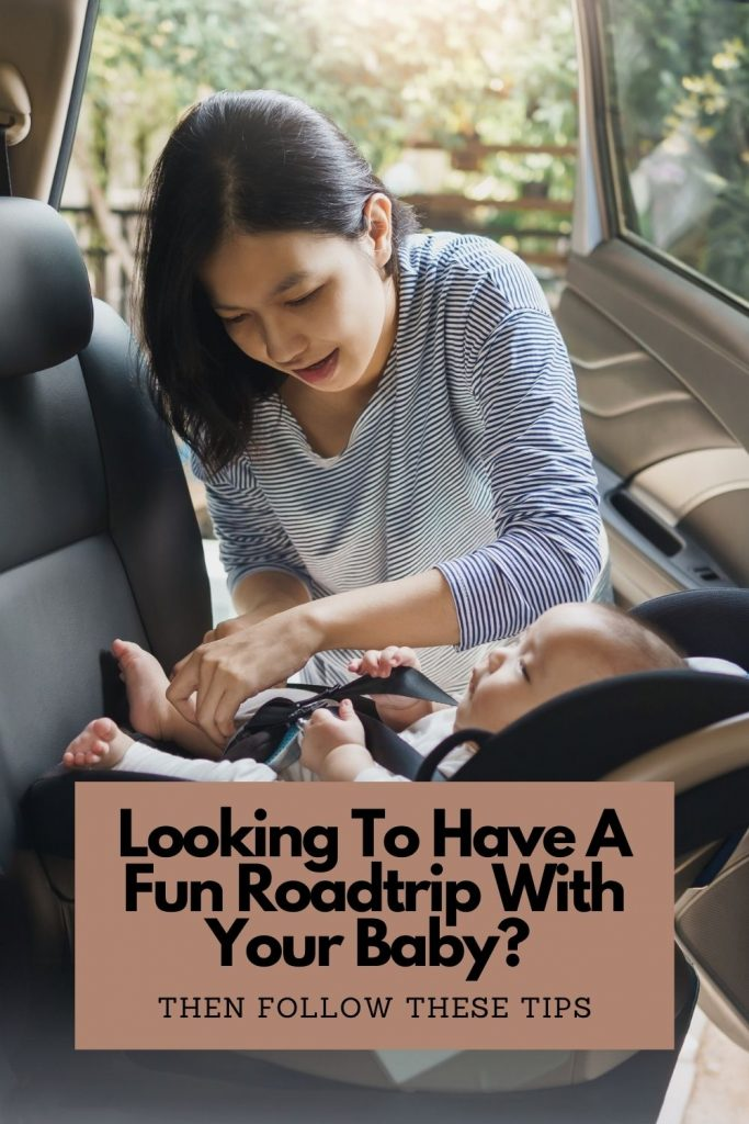 How-to-prepare-for-a-road-trip-with-your-baby-in-your-vehicle-from-the-dealer-near-Tustin-Toyota-pinterest